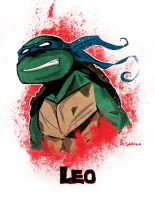 Leonardo 03 by AJSabino