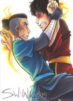 Avatar - A gentlemans fight by sw