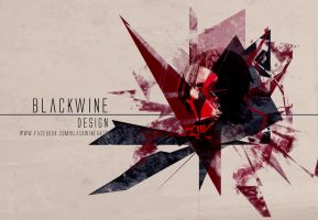 Blackwine Minimal Design by TRANCE--fusion