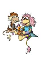 Tender Fraggle Moments by Nevuela