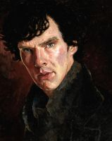 Sherlock by Mad-Margaret