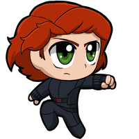 Natasha by Nickyparsonavenger