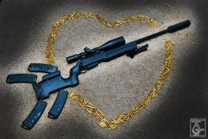 Happy Valentine's Day II by GlockGuy