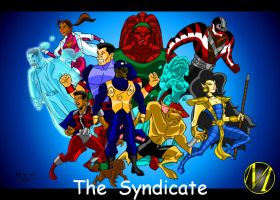 The Blood Syndicate by Chizel-Man