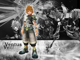 Kingdom hearts bbs - Ventus by LumenArtist