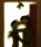 Under the Mistletoe by dmann892