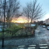 Sun Setting Over Constitution Hill by Wild-Theory