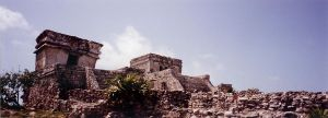 Tulum Ruins by Rogue428