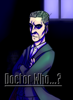 The 12th Doctor by LimeLightDim