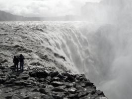 Mighty Dettifoss by Mort88
