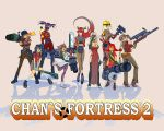 chans fortress 2 by smolev