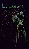 L. Lawliet by ParamourxLights
