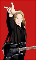 ::Erno Vuorinen of Nightwish:: by under18carbon