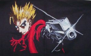 Vash the Stampede by Corivan