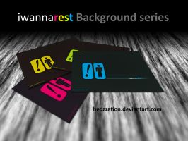 i wanna rest background pack by HeDzZaTiOn