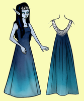 Citizen Reference: Queen Of Silda by N-B-R-artwork