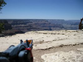 Red in the Grand Canyon 1 by MidnightLiger0