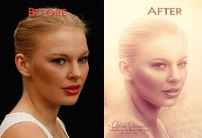 Before After 43 by FP-Digital-Art