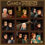 Game of Thrones by bbrunomoraes