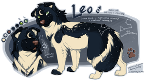 Leo by Artsywolven