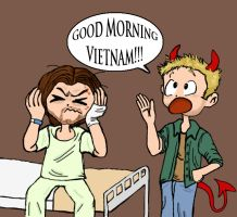 Good Morning Vietnam by Lunchi