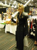 Cloud - otakuthon 2008 by Ryukai-MJ