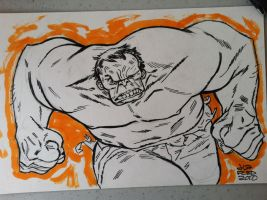 FCBD 2012 HULK by JasonLatour