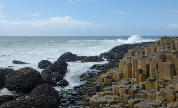 Giant's Causeway by Sloma