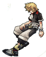 Ventus Awakening Render by hfyd2