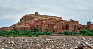 Ait   Benhaddou 1 by CitizenFresh
