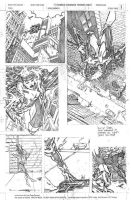 Rogue Blood Hawk page 1 by ddcobbs