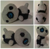 Aron Plush by sorjei