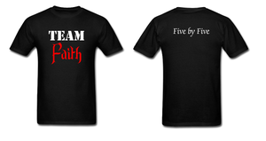 Team Faith T-shirt by Spooky-Elric