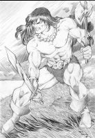 Conan by MarcelloHolanda