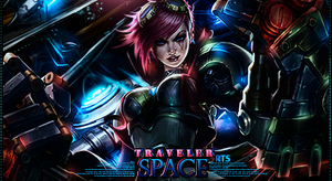 Space Traveler by RodTheSecond