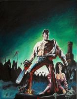Army Of Darkness by SoulRebel9