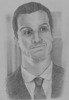 Jim Moriarty by MariaGrantz