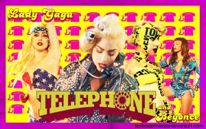 Gaga - Telephone WP3 by KeybladeMeister