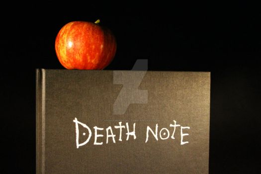 Death Note 6 by AndrewsProject