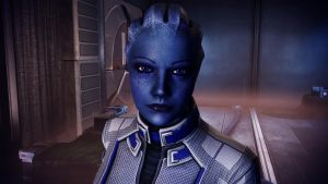 Liara T'Soni 37 by johntesh