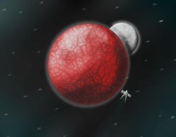 Test Planet by jornas
