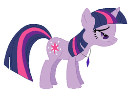 [FDtD] Twilight Sparkle by Hollowolfpup