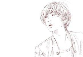Chanyeol - EXO-K 3 by AdamaSto
