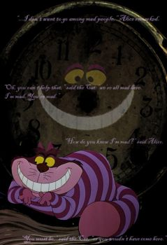 Cheshire Cat by spooky-flare