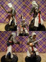 Altair the assassin miniature by arkuel-minis