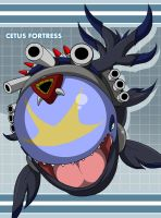 CETUS Fortress by techan