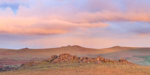 4 Western Tors by Alex37