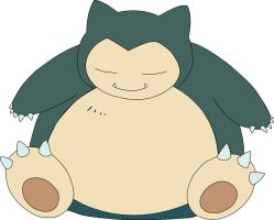 Snorlax by Black-Tavern