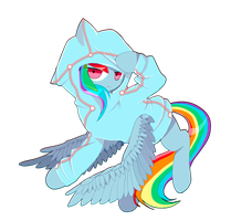 hoodie dashie by Cosmichat
