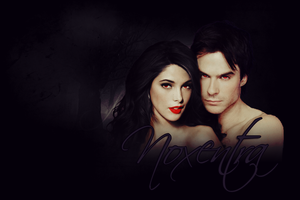 Ashley Greene Ian Somerhalder by N0xentra